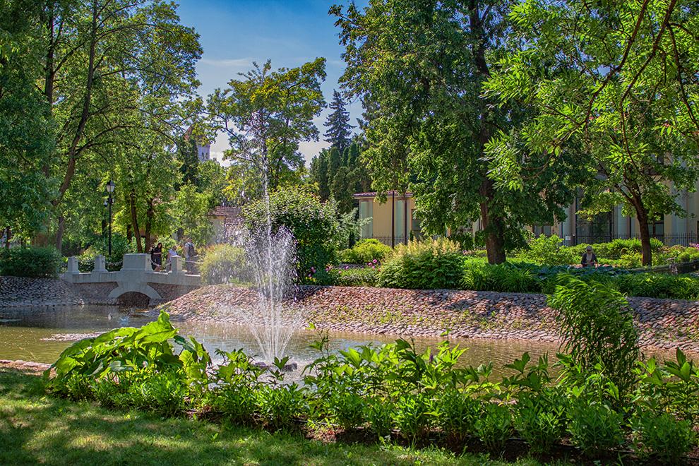 Bernardinų sodas Vilniuje