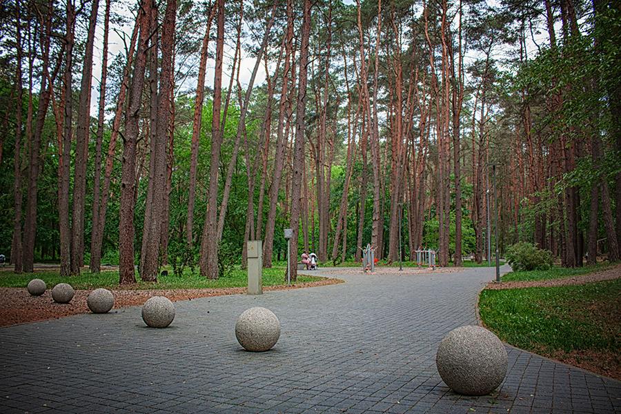 Birštono centrinis parkas