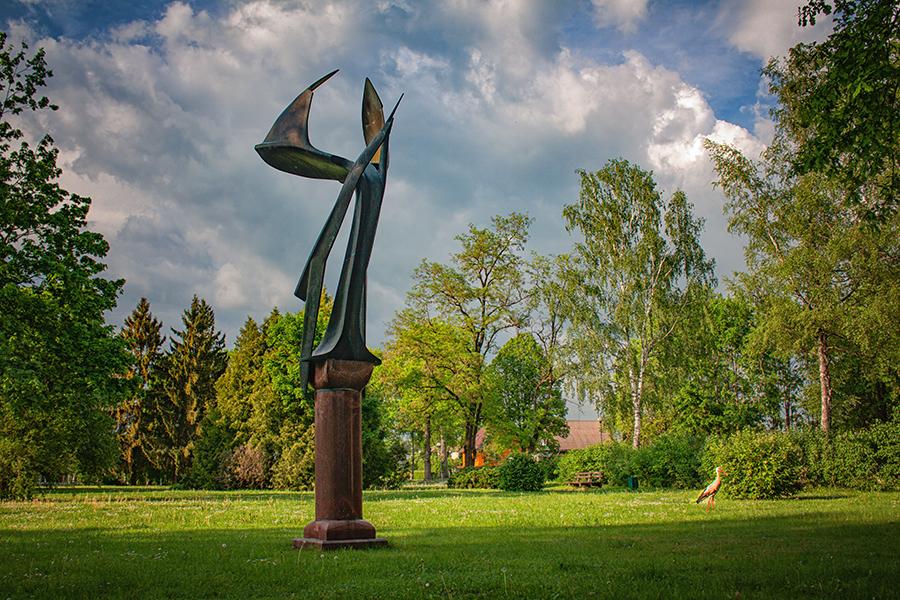 Panemunės pilis Juknaičių parkas