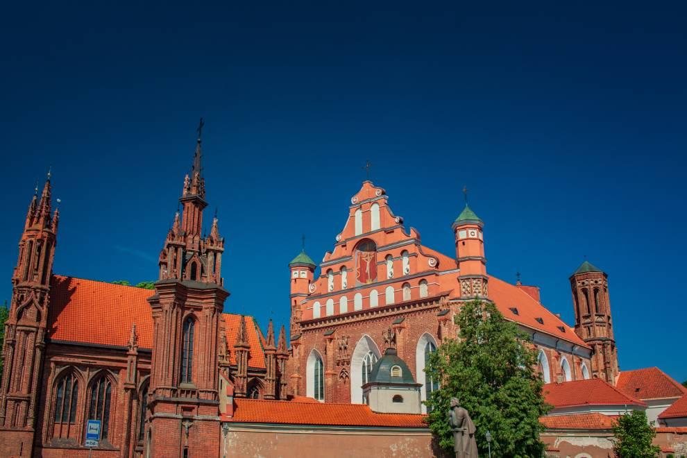 Vilniaus Bernardinų vienuolyno ansamblis